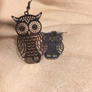 Owl Earrings!